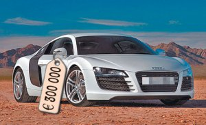 Тимати купил машину за 300 000 евро