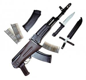 В ходе спецоперации в Чувашии изъято 230 единиц оружия