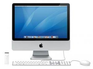 Apple представила iMac с процессорами Penryn