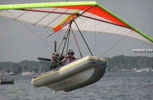 FIB - летающие надувные лодки