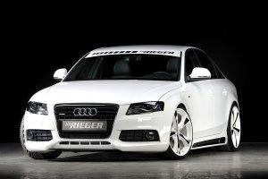 Rieger представил новую четвёрку Audi (13 фото)