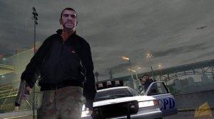 Официальный релиз Grand Theft Auto IV