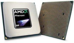 AMD планирует выпустить 45-нм Phenom X4 в ноябре