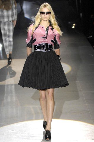 Юбка солнце - с чем носить? Модный женский журнал мод Yavmode.ru
