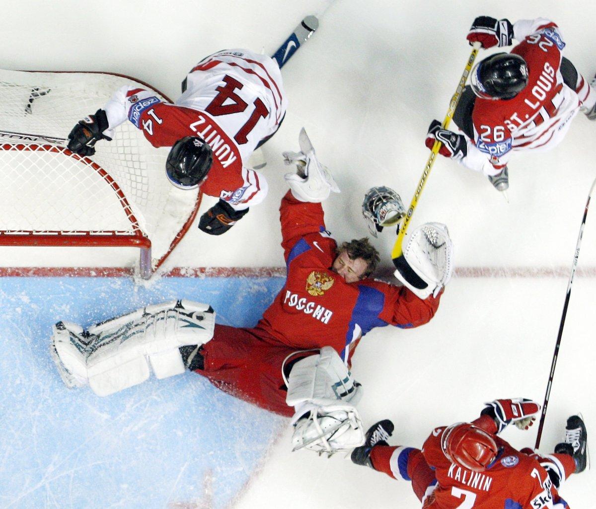Хоккей россия канада 2008 22 фотография