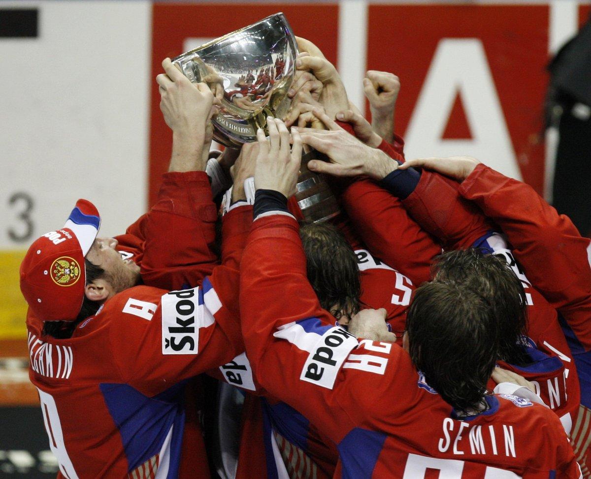 Хоккей россия канада 2008 19 фотография