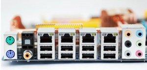 Gigabyte P45-DQ6 - плата с четырьмя гигабитными сетевыми контроллерами