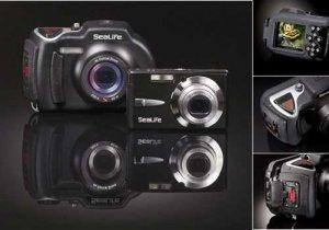 Камера SeaLife DC800 снимает на глубине до 60 м