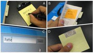 Компьютерная бумага для записей