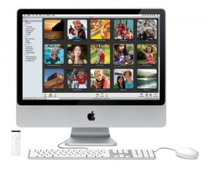 """В iMac используется """"неофициальный"""" процессор Core 2 Duo 3,06 ГГц"""