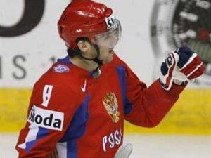 Овечкин принес сборной России победу над Швецией