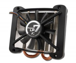 ARCTIC COOLING Freezer 7 LP: кулер в 5 см высотой охладит даже Core 2 Quad