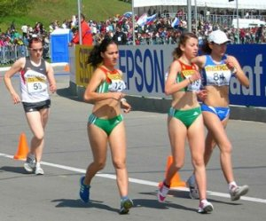 Шестеро скороходов завоевали в Чебоксарах путевки на Олимпиаду в Пекине