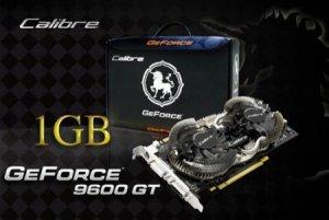SPARKLE Calibre P960G: карта на базе GeForce 9600 GT с гигабайтом памяти