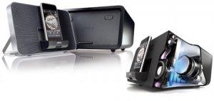 Gear4 DUO необычная акустическая система для iPod