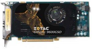 GeForce 9600 GSO от Zotac имеет свои плюсы