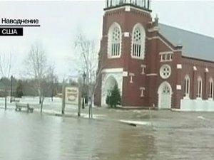 США оказались между наводнениями и пожарами