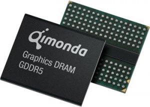 Qimonda готова к массовым поставкам памяти GDDR5