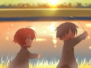 Обои! Anime