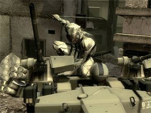 Разработка Metal Gear Solid 4 закончилась