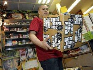 Grand Theft Auto IV попала в Книгу рекордов Гиннесса