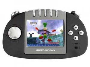 Портативная приставка Gizmondo 2 появится в 2008 г.