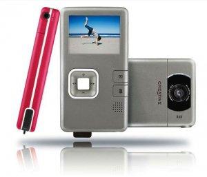Creative Vado – камера бюджетного порядка
