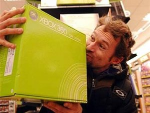 Десять миллионов американцев купили Xbox 360