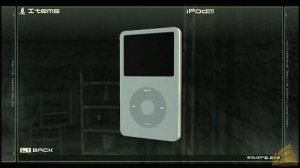 Реклама iPod и Sony Ericsson в Metal Gear Solid 4
