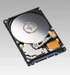 HDD Fujitsu MHZ2 BS/BK 250 Гбайт: энергопотребление чуть более двух ватт