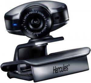 """Веб-камера на """"все руки"""" от Hercules"""