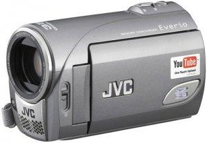 JVC Everio GZ-MS100: связь с YouTube в одно касание