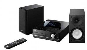 Sony GIGA JUKE: храним музыку прямо в акустической системе
