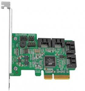 Решения SAS/SATA RAID компании HighPoint обеспечат скорость до 501 МБ/с