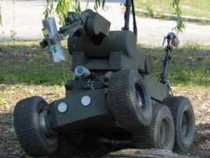 Поляки разработали антитеррористического робота