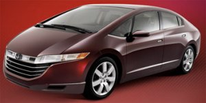 В начале 2009 года Honda выпустит новое поколение гибридных автомобилей