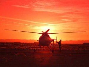 Пентагон завершил первый этап испытаний нового беспилотного вертолета