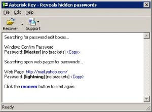 Asterisk Key 8.3.2974