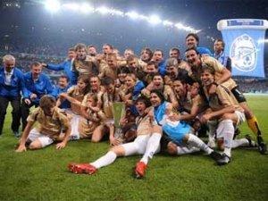 """Игроки """"Зенита"""" получили по миллиону евро за победу в Кубке УЕФА"""