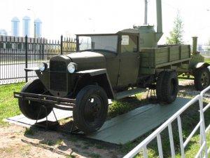 Музей на Поклонной горе. Часть 3. Автомобили (26 фото)