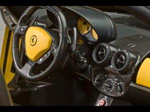 Ателье Edo сделало Ferrari Enzo еще мощнее
