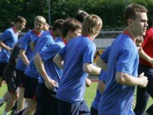 Сборная России оказалась самой молодой командой на Евро-2008