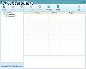 Moyea FLV Downloader 1.15