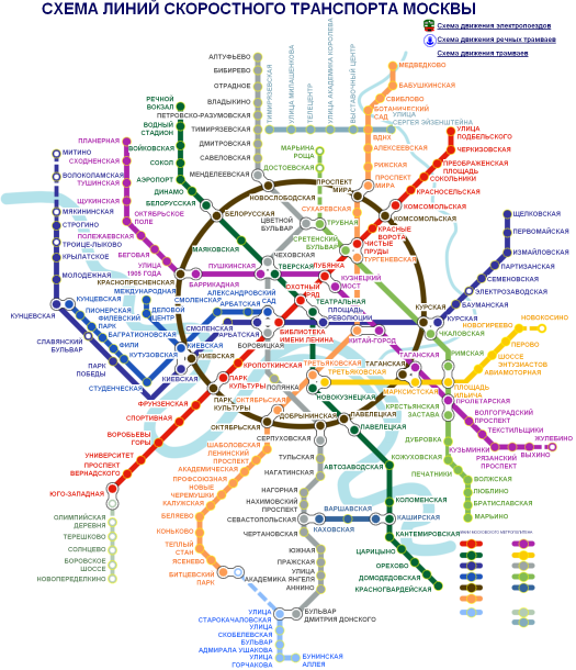 линия Московского метро