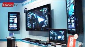CNews TV. RаZOOMные вещи: CES 2008 Blue Ray против HD DVD