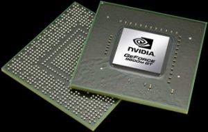nVidia представила новые графические чипы для ноутбуков