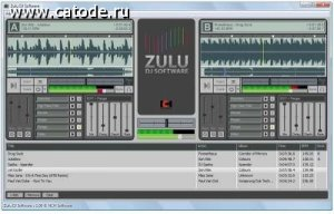 Zulu Professional DJ Software 1.00