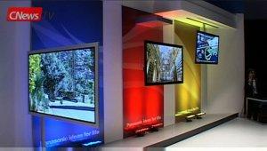CNews TV. RaZOOMные вещи. Телевизоры будущего на CES 2008