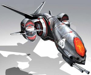 The Venom Patrol Craft из Command and Conquer 3: Tiberium Wars