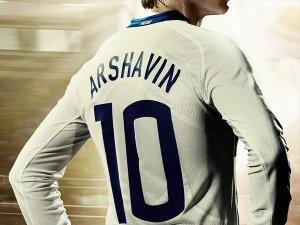 Новый дизайн формы сборной России по футболу (10 фото)